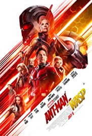 Ant-Man and the Wasp (2018) แอนท์แมน 2 และ เดอะวอสพ์