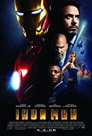 Iron Man (2008) มหาประลัยคนเกราะเหล็ก