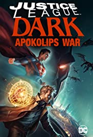 Justice League Dark Apokolips War (2020)