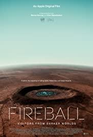 Fireball Visitors from Darker Worlds (2020)