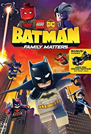LEGO DC Batman Family Matters (2019)