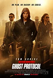Mission Impossible 4 Ghost Protocol (2011) ปฏิบัติการไร้เงา