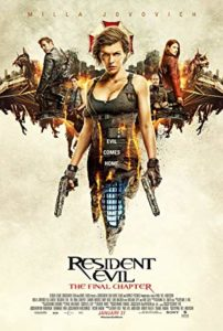 Resident Evil 6 The Final Chapter (2016) ผีชีวะ 6 อวสานผีชีวะ
