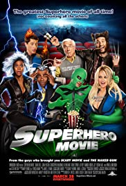 Hero Superhero Movie (2008) ไอ้แมงปอแมน ฮีโร่ซุปเปอร์รั่ว