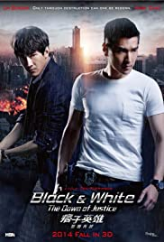 Black White The Dawn of Justice (2014) คู่มหาประลัย ไวรัสล้างโลก