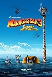Madagascar 3 Europe's Most Wanted (2012) มาดากัสการ์ 3 ข้ามป่าไปซ่าส์ยุโรป