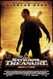 National Treasure (2004) ปฎิบัติการเดือดล่าขุมทรัพย์สุดขอบโลก