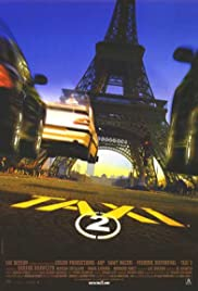 Taxi 2 (2000) แท็กซี่ขับระเบิด 2