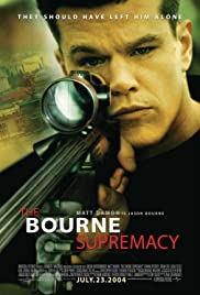 The Bourne Supremacy (2004) สุดยอดเกมล่าจารชน