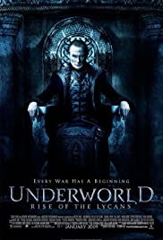 Underworld 3 Rise Of The Lycans (2009) ปลดแอกจอมทัพอสูร