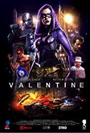 Valentine The Dark Avenger (2017) วาเลนไทน์ ดิดาร์ค อเวนเจอร์ส