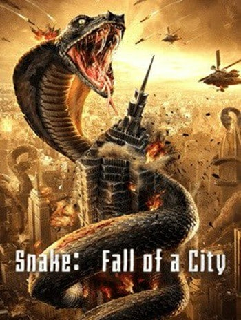 Snake Fall of a City (2020) เลื้อยล่าระห่ำเมือง