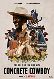 Concrete Cowboy (2020) คอนกรีต คาวบอย
