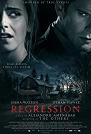 Regression (2015) รีเกรสชั่น สัมผัส…ผวา