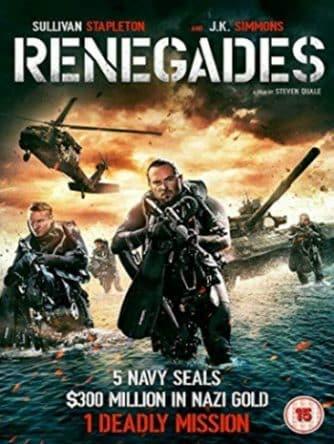 Renegades (2017) เรเนเกดส์ ทีมยุทธการล่าโคตรทองใต้สมุทร