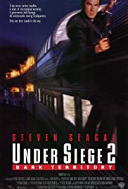 Under Siege 2 Dark Territory (1995) ยุทธการยึดด่วนนรก 2