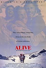Alive (1993) ปาฏิหาริย์สุดขั้วโลก