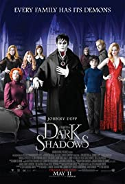 Dark Shadows (2012) แวมไพร์มึนยุค
