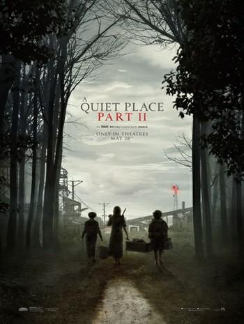 A Quiet Place Part II (2020) ดินแดนไร้เสียง 2