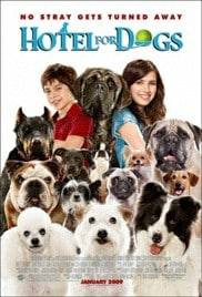 Hotel for Dogs (2009) โรงแรมสี่ขาก๊วนหมาจอมกวน