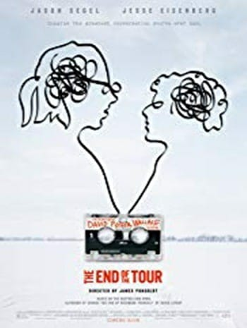 The End of the Tour (2015) ชีวิตของนักเขียนเดวิด
