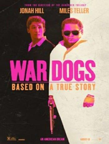 War Dogs (2016) วอร์ด็อก คู่ป๋าขาแสบ