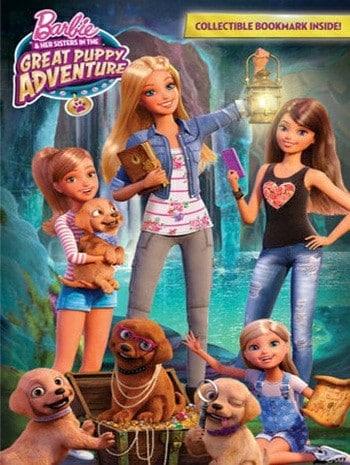 Barbie And Her Sisters in the Great Puppy Adventure (2015) บาร์บี้ ตอนการผจญภัยครั้งยิ่งใหญ่ของน้องหมาผู้น่ารัก