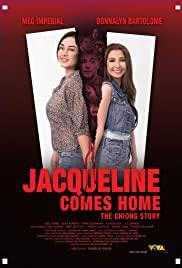 Jacqueline Comes Home The Chiong Story (2018) คดีฆาตกรรมในอดีต