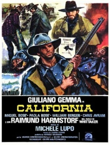 California (1977) แค้นไอ้คาวบอย