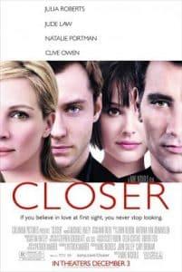 Closer (2004) ขอหยุดไฟรักไว้ที่เธอ