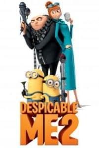 Despicable Me 2 (2013) มิสเตอร์แสบร้ายเกินพิกัด 2