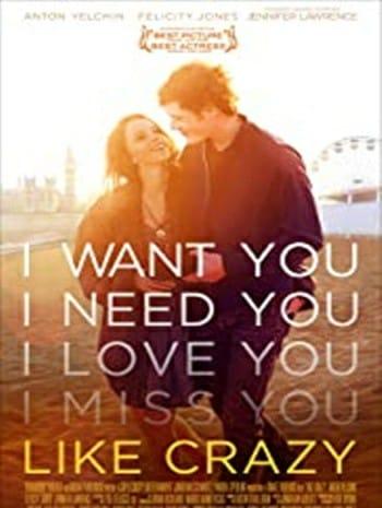 Like Crazy (2011) รักแรก รักแท้ รักเดียว