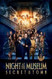 Night at the Museum Secret of the Tomb (2014) ไนท์ แอท เดอะ มิวเซียม ความลับสุสานอัศจรรย์