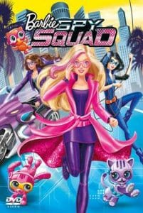 Barbie Spy Squad (2016) บาร์บี้สายลับเจ้าเสน่ห์