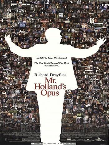 Mr. Holland's Opus (1995) มิสเตอร์ฮอลแลนด์ ครูเทวดา