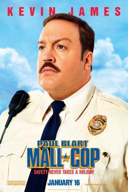 Paul Blart Mall Cop (2009) พอลบลาร์ทยอดรปภ.หงอไม่เป็น